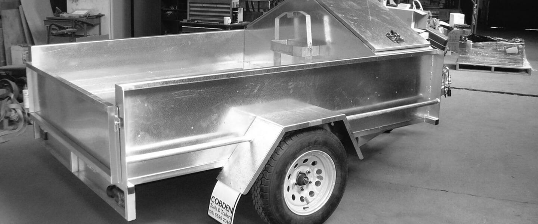 Custom trailers Cobden