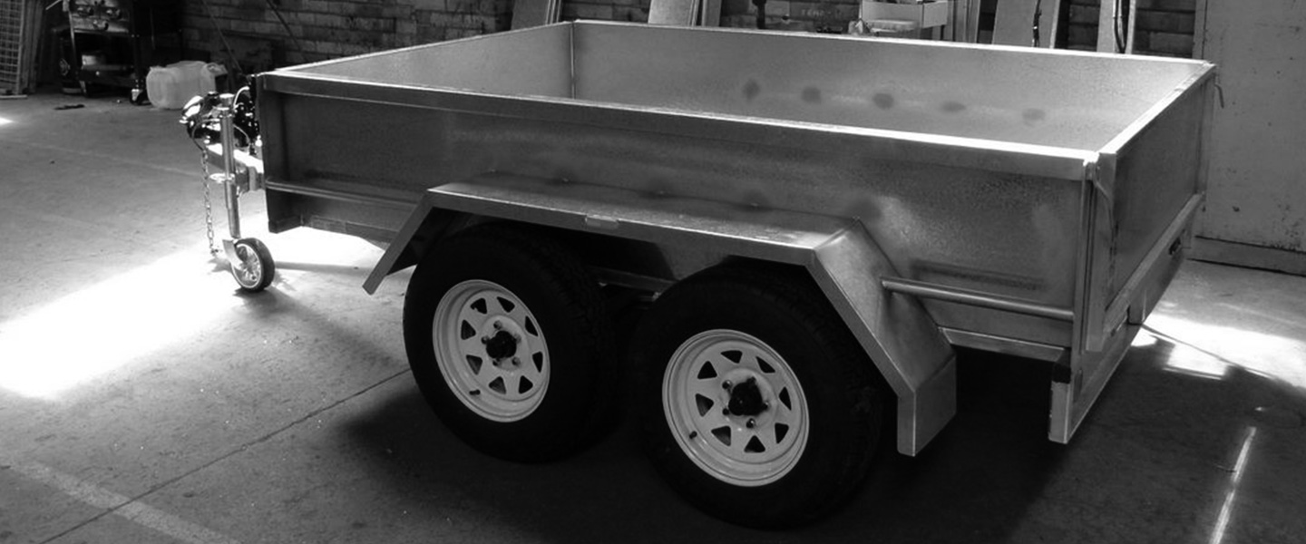 Custom trailers Cobden